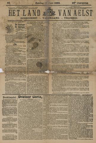 Het Land van Aelst 1888-06-17