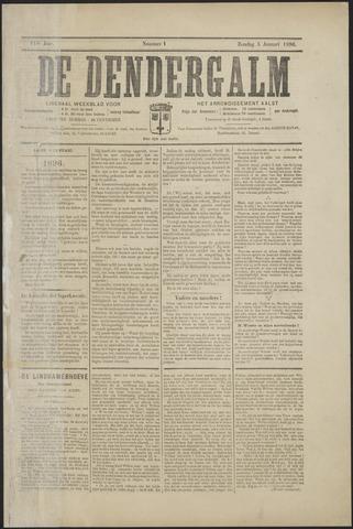 De Dendergalm 1896