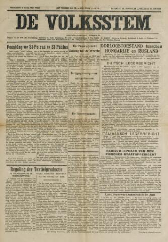 De Volksstem 1941-06-28