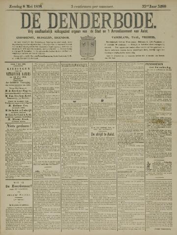 De Denderbode 1898-05-08