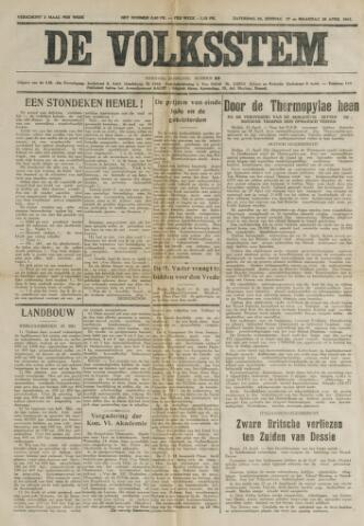 De Volksstem 1941-04-26