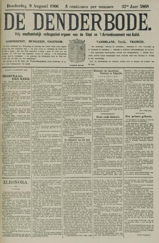 De Denderbode 1906-08-09
