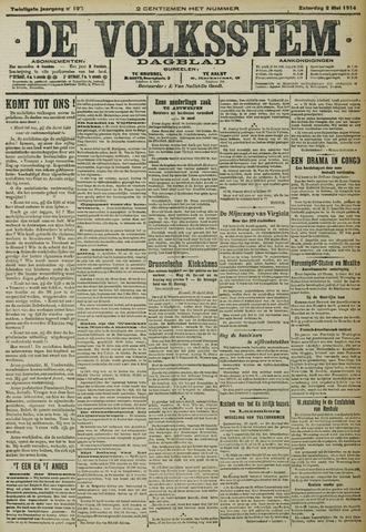 De Volksstem 1914-05-02