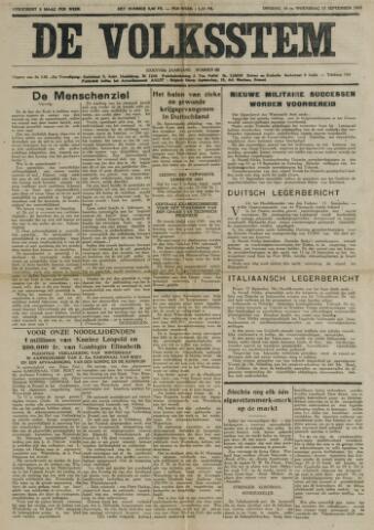 De Volksstem 1941-09-16