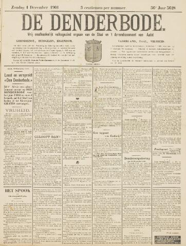 De Denderbode 1901-12-01