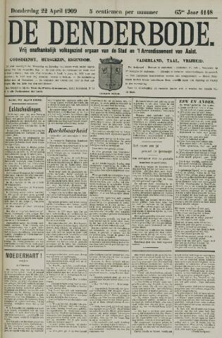De Denderbode 1909-04-22