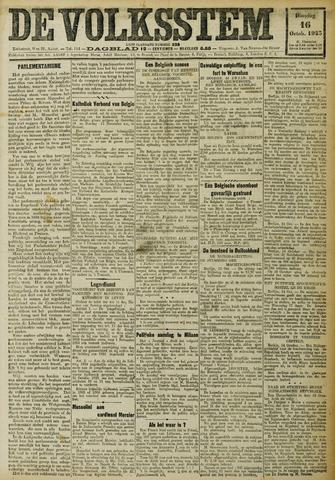 De Volksstem 1923-10-16
