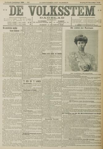 De Volksstem 1910-11-25