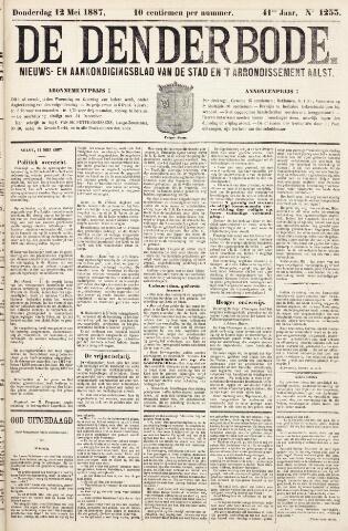 De Denderbode 1887-05-12