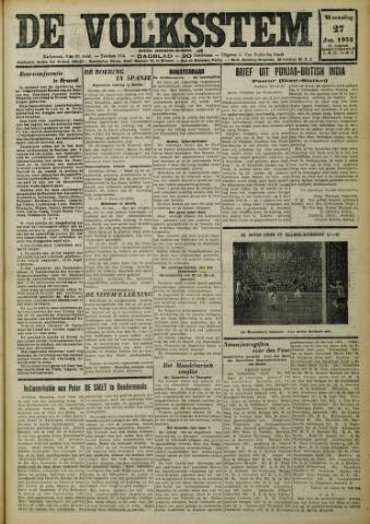 De Volksstem 1932-01-27