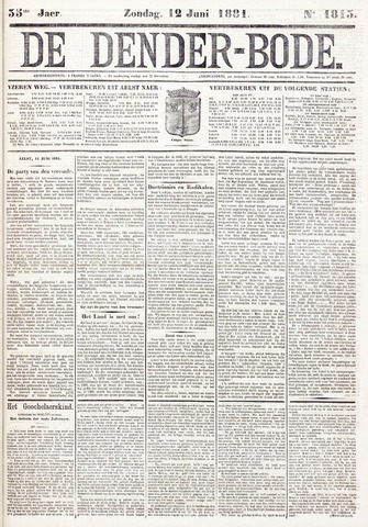De Denderbode 1881-06-12