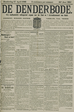De Denderbode 1902-04-17