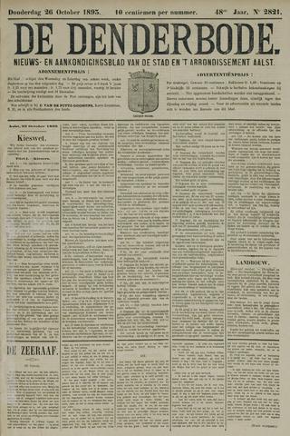De Denderbode 1893-10-26