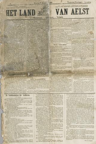 Het Land van Aelst 1881