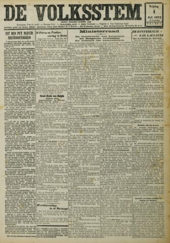 De Volksstem 1932-07-01