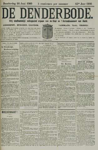 De Denderbode 1909-06-20