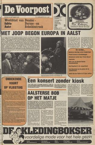 De Voorpost 1978-09-22