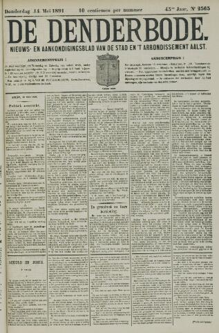 De Denderbode 1891-05-14