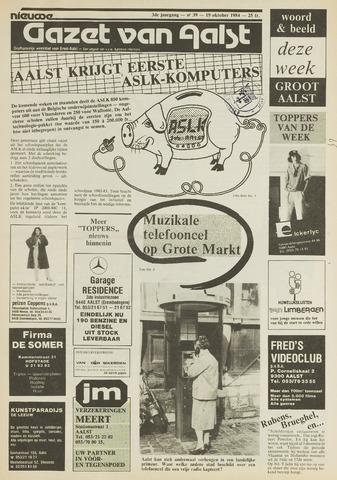 Nieuwe Gazet van Aalst 1984-10-19