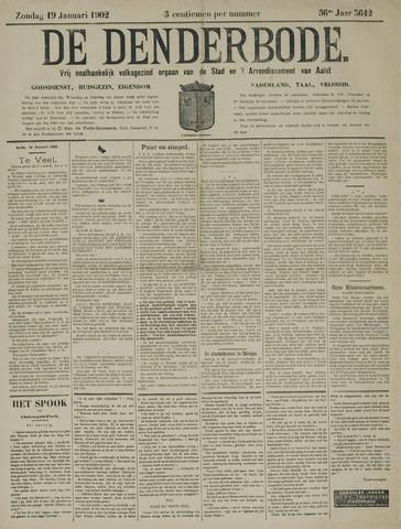 De Denderbode 1902-01-19