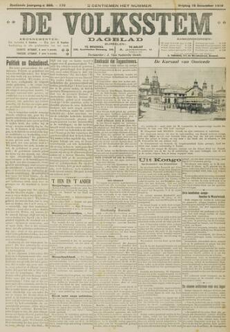 De Volksstem 1910-12-16