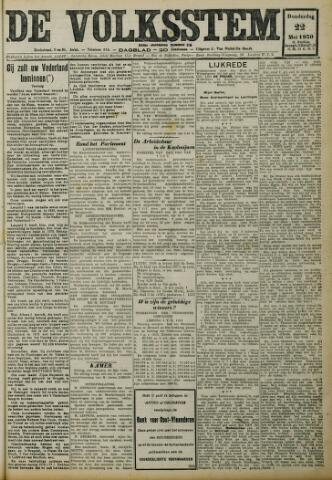 De Volksstem 1930-05-22