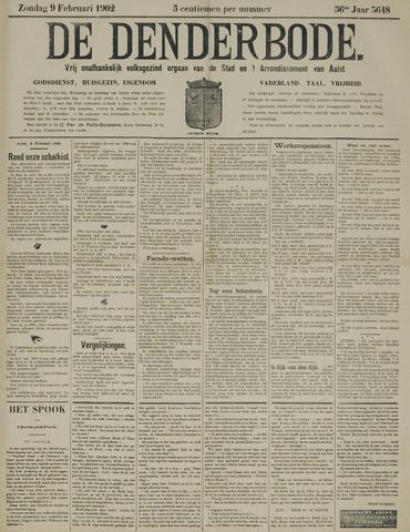 De Denderbode 1902-02-09