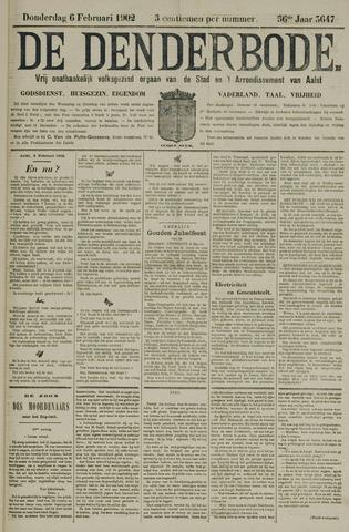 De Denderbode 1902-02-06