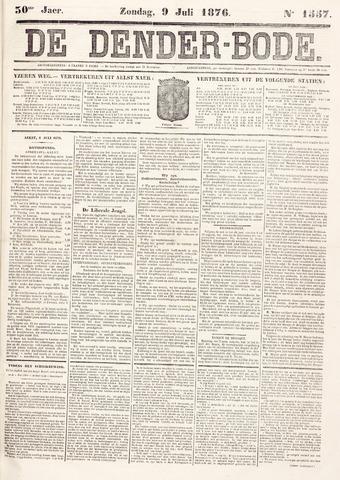 De Denderbode 1876-07-09