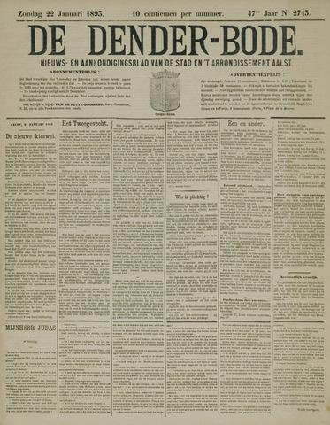 De Denderbode 1893-01-22