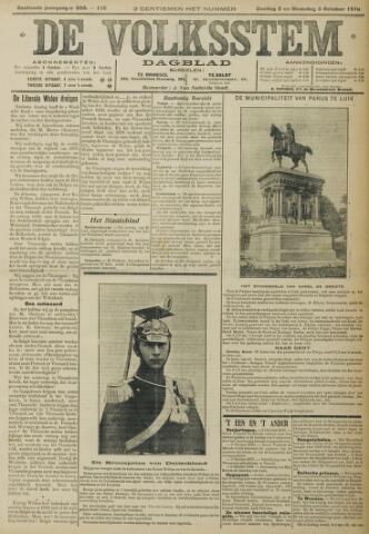De Volksstem 1910-10-02