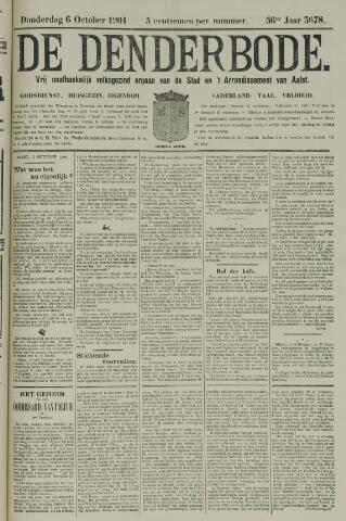 De Denderbode 1904-10-06