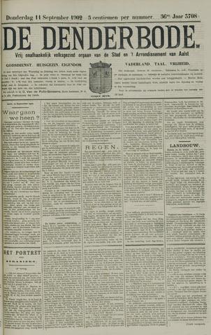 De Denderbode 1902-09-11