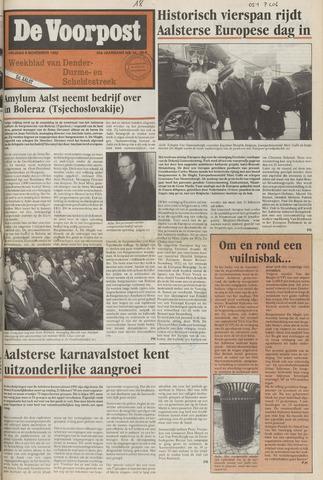 De Voorpost 1992-11-06