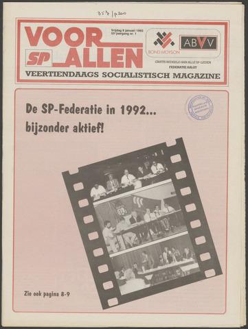 Voor Allen 1993