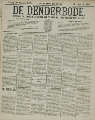 De Denderbode 1893-08-20