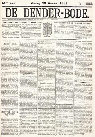 De Denderbode 1882-10-29