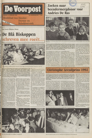 De Voorpost 1992-02-14
