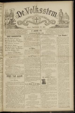 De Volksstem 1898-04-30