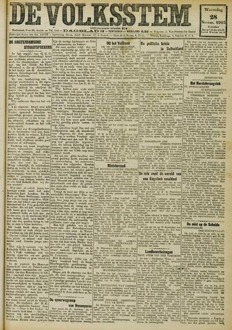 De Volksstem 1923-11-28