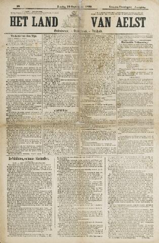 Het Land van Aelst 1880-09-19