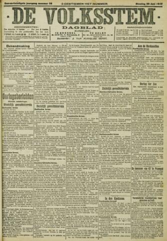 De Volksstem 1915-06-29