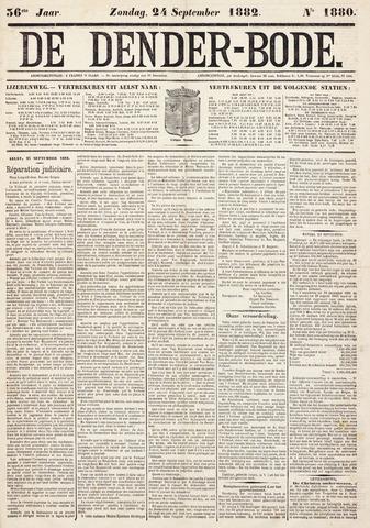 De Denderbode 1882-09-24