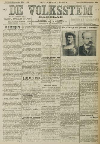 De Volksstem 1910-11-16