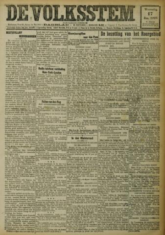 De Volksstem 1923-01-17