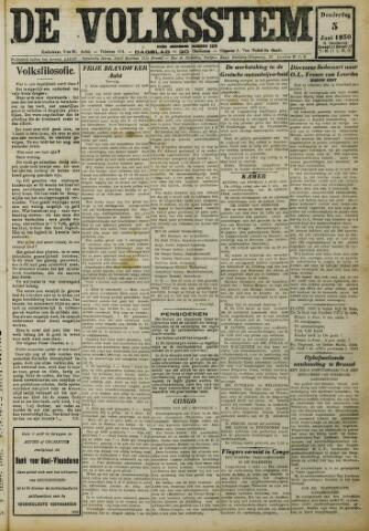 De Volksstem 1930-06-05