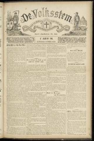De Volksstem 1898-10-08