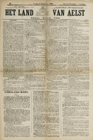 Het Land van Aelst 1880-09-05