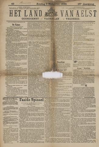 Het Land van Aelst 1888-12-09