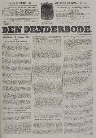 De Denderbode 1860-10-14